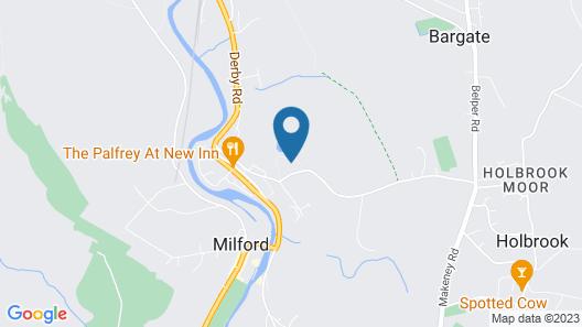 Grange Farm Bed & Breakfast Map