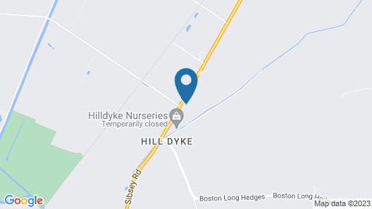 Lynwood Cottage Map