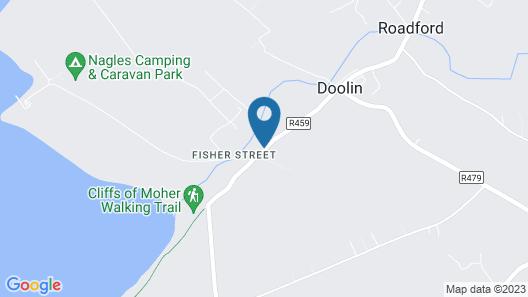 Doolin INN Map