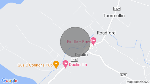 Great Location in Doolin Map