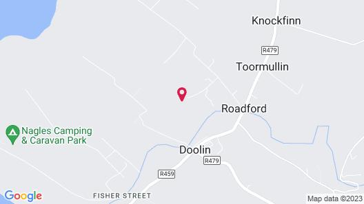 Doolin View Bed & Breakfast Map