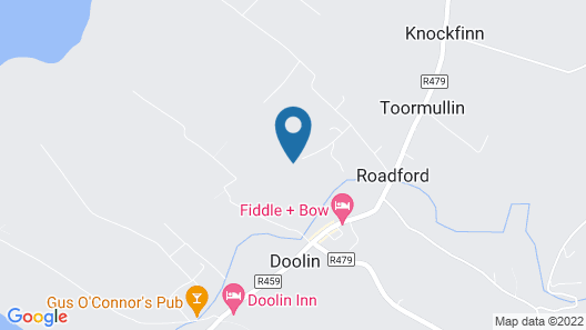 Doolin View Bed & Breakfast Map