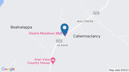 Glasha Meadows Map