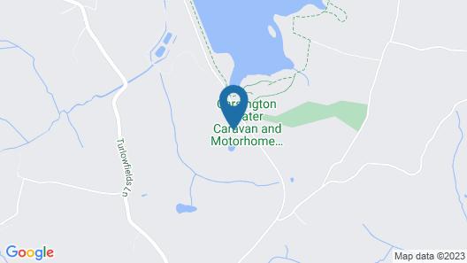 Woodpecker Loft at Millfields Farm Map