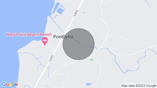 4 Llyfni Terrace Map