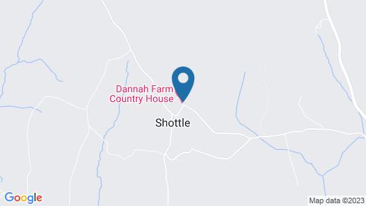 Dannah Farm Country House Map