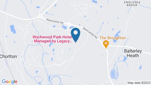 Wychwood Park Map