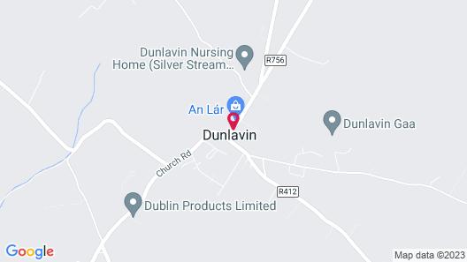 Tynte House Map