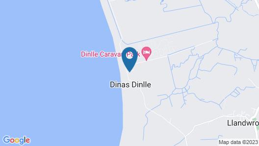 Bryn Mor Beach Hotel Map