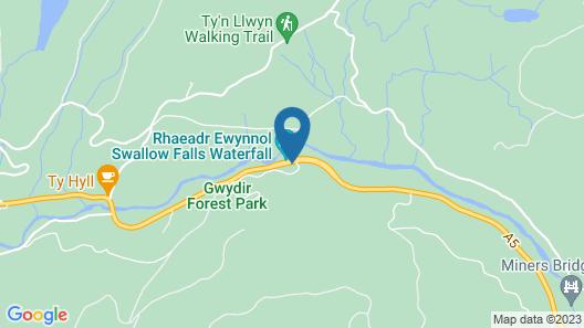 Swallow Falls Complex Map