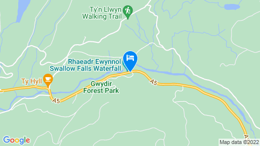 Swallow Falls Complex Map