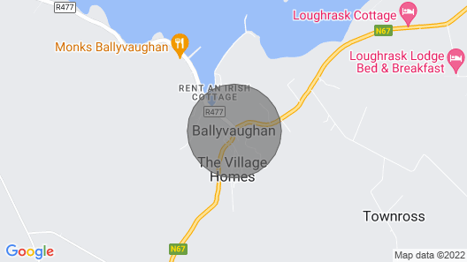 Ballyvaughan No 2 - 3 Bedrooms Map