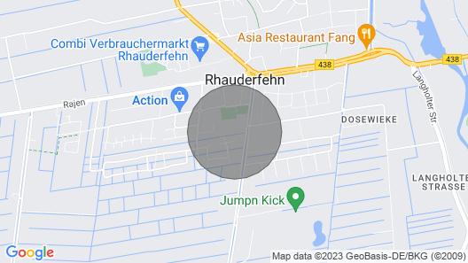 Apartment Focken Map