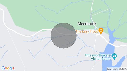 Goldcrest Map