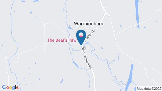 Bears Paw Inn Map