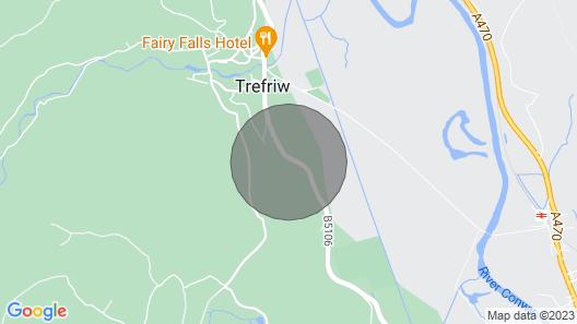 2 Ysgubor Gerrig Map