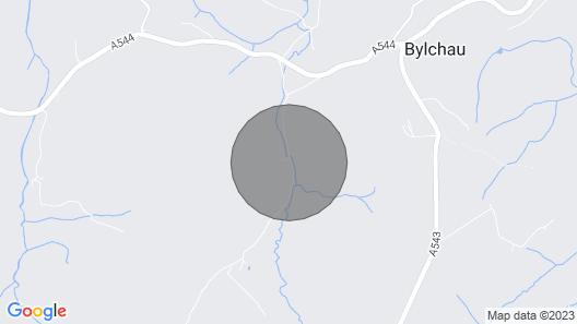 Glan Gors Map