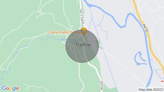 Tyr Felin Map