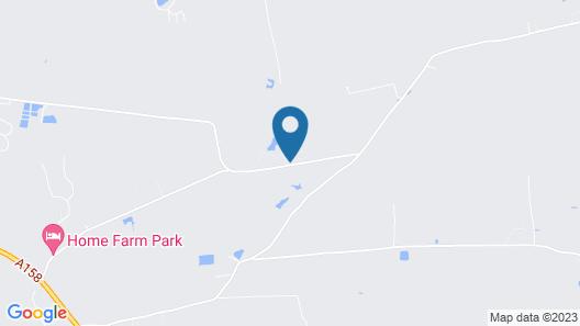 Sycamore Farm Park Ltd Map