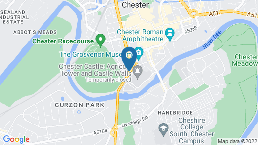 ABode Chester Map