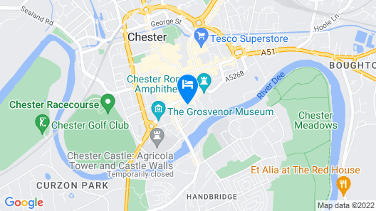 Chapel Chester Map