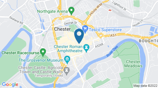 The Chester Grosvenor Map