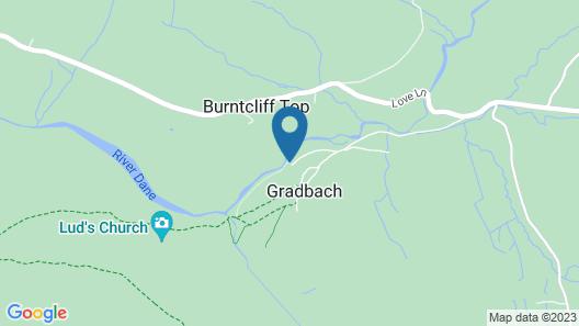 Gradbach Mill Map