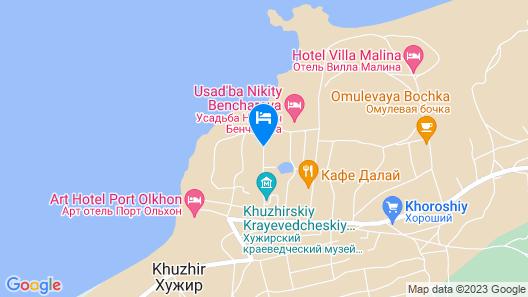 Usadba Nabaimar Map