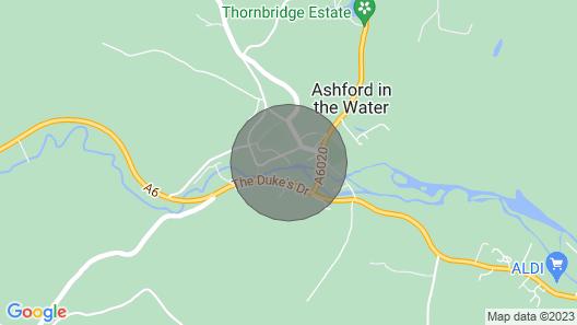 Riverview Cottage Map