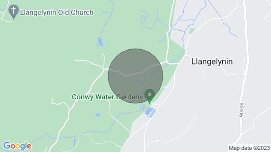 Deri Llewelyn, Rowen Map