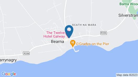 The Twelve Hotel Map