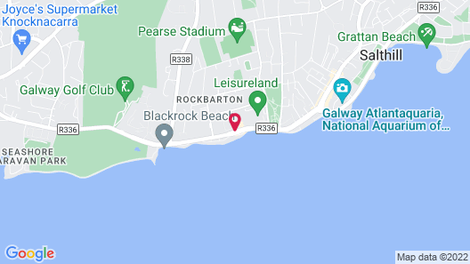 Galway Bay Hotel Map