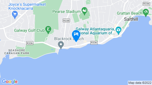 Salthill Hotel Map