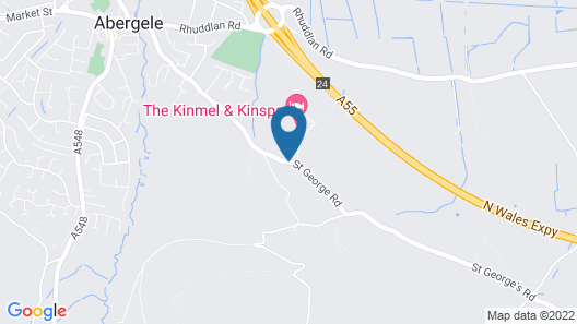 The Kinmel & Kinspa Map