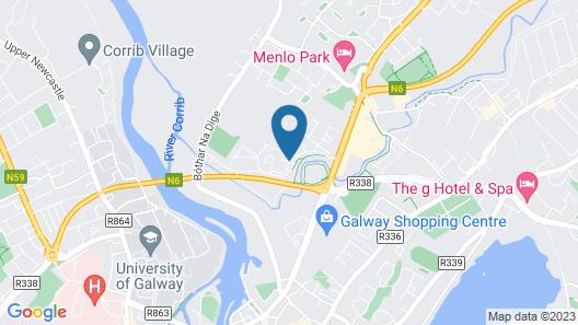 Dun Na Coiribe Map