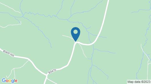 Harrop Fold Farm - B&B Map