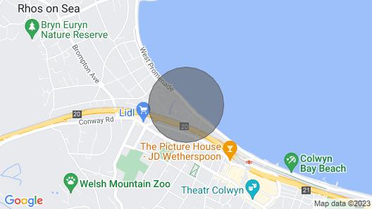 Apartment 28 Map