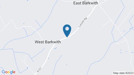 Glebe Farm Apartments Map