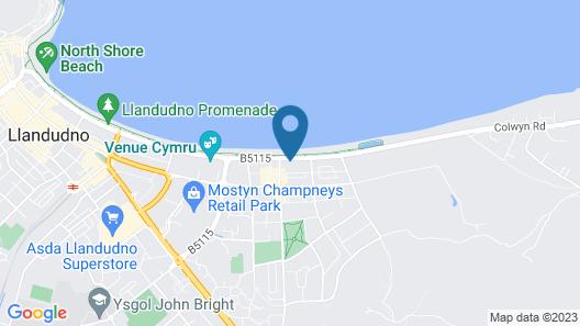 Seacliffe Map