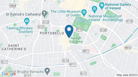 The Dean Dublin Map