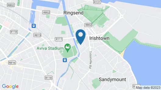 Sweet Inn - Lansdowne House Map
