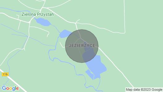 Holiday complex, Jezierzyce Map