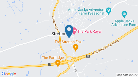 The Park Royal Map