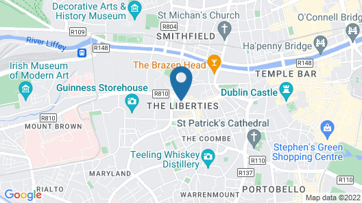 Highlight - Thomas Street - Campus Accommodation Map
