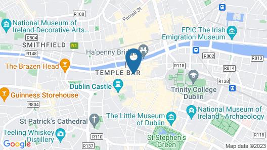Birch at Temple Lane South Map