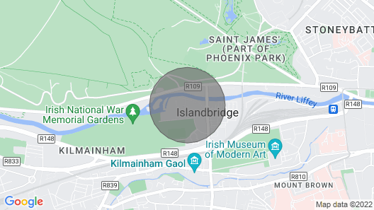 2 Bedroom Flat Beside Phoenix Park Map