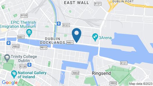 The Mayson Dublin Map