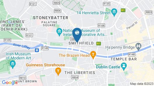 The Hendrick Smithfield Map