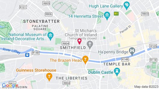 Generator Dublin Map