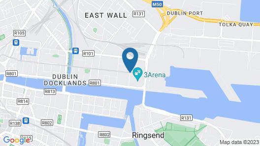 Beckett Locke Map